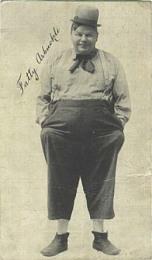 "Roscoe ""Fatty"" Arbuckle"