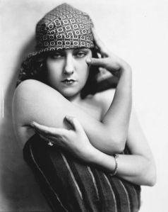 Gloria Swanson by Nickolas Muray, 1922