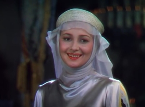 Olivia de Havilland-The Adventures of Robin Hood Trailer, 1938