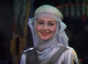 Olivia de Havilland-The Adventures of Robin Hood Trailer, 1938
