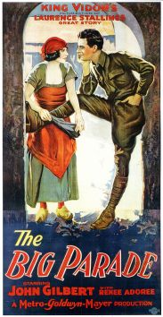 Poster for The Big Parade, 1925