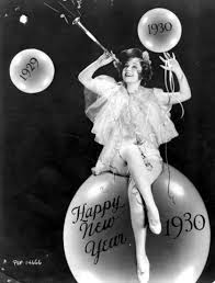 Nancy Carroll: Happy New Year