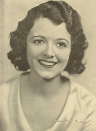 Janet Gaynor, May 1931