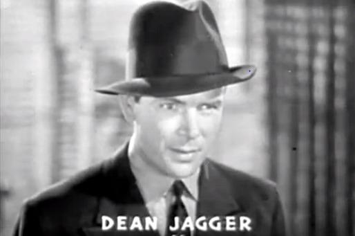 dean jagger height