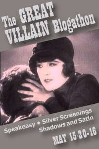The Great Villain Blogathon