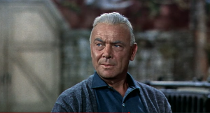 Dean Jagger as Major General Thomas Waverly