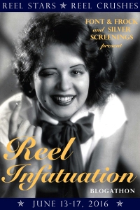 Clara Bow Reel Infatuation Banner