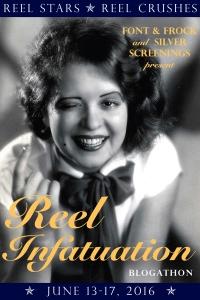 Clara Bow Reel Infatuation Banner
