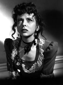 Ida Lupino in The Light That Failed (1939)
